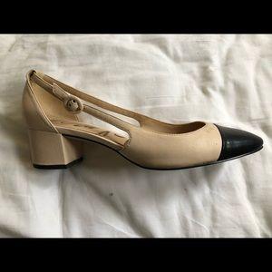 Sam Edelman sling back heels, size 8